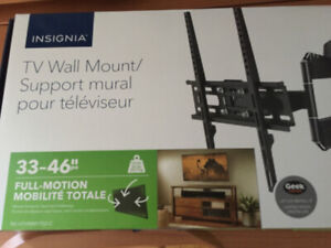 "TV Wall Mount for 33-46"" TV"