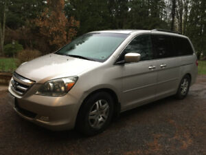 2007 Honda Odyssey Touring Van (Used, As Is)
