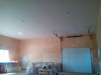 Professional Drywall Install and Plaster