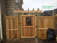 Deck, fence , railing   10% off