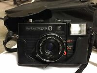 Very old Konica C35 EFP camera excellent condition