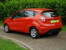 Ford Fiesta 1.6 Zetec Eco Tdci 5dr DIESEL MANUAL 2014/14