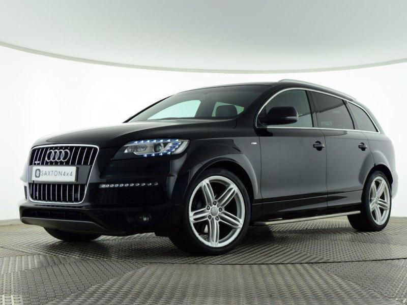 2012 audi q7 3 0 tdi s line plus quattro 5dr in. Black Bedroom Furniture Sets. Home Design Ideas