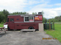 Chip Wagon For Sale - REDUCED PRICE