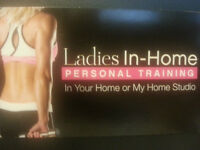 LADIES IN-HOME PERSONAL TRAINING-BARRIE AREA.