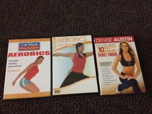Exercise DVDs London Ontario image 1