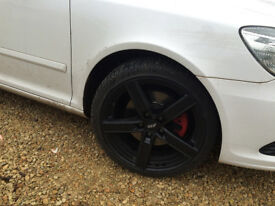 "ATS Emotion brand new Alloy wheels 18"" inch x 8j 5x114.3 Toyota corolla MR2 previa alloys wheel MR-2"
