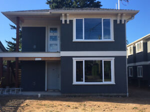 New 2 bed, 1 bath in Courtenay-available in October