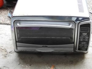 Digital Toaster Oven, Bake, Toast, Pizza, Broil, Convection
