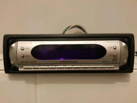 Sony xplod 52w x4 stereo fully working
