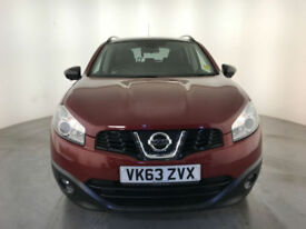 2013 63 NISSAN QASHQAI +2 360 DCI 7 SEATER SERVICE HISTORY FINANCE PX