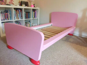MAMMUT TODDLER BED FROM IKEA