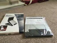 Targus ergo m pro notebook stand (black and grey).
