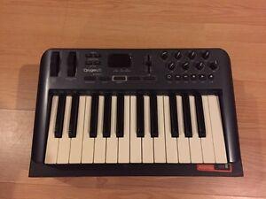 M-Audio Oxygen 25 USB MIDI Keyboard