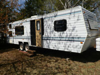 30' Shasta Travel Trailer