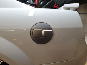 2005 -2009 Ford Racing Fuel Door trade / echange for a White one