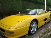 1999 Ferrari F355 Berlinetta F1 3.5