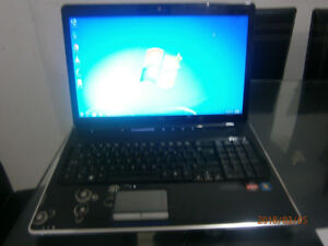 HP DV7 17.3 INCHES  WINDOW 7 2.30 GHZ 4 GB RAM LAPTOP FOR SALE: