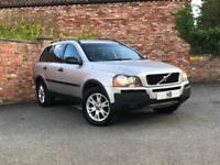 2005 Volvo XC90 SUV 2.4D5 163 SE GTron Auto5 Diesel silver Automatic