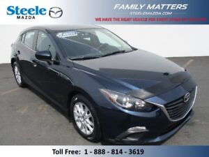 2014 Mazda MAZDA3 SPORT GS-SKY-ACTIV OWN FOR $117 -WEEKLY WITH $