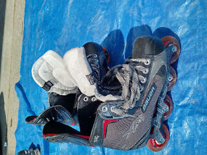 Boys Bauer XR4 in - Line skates