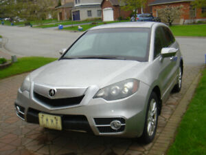 2010 ACURA RDX ONE OWNER CERT AND E TESTED
