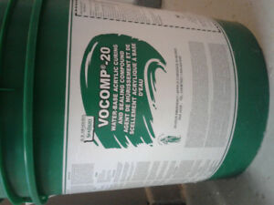 Vocomp-20 concrete sealer