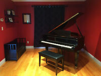 RICHDALE MUSIC STUDIO - Piano and Voice Lessons
