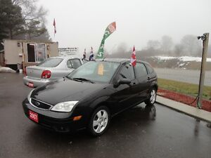 2007 Ford Focus SES Hatchback E-TESTED & CERT