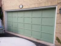 RFQ - Paint a double wide garage door, shutters and small vent
