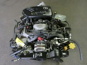 SUBARU LEGACY FORESTER OUTBACK SOHC 2.0L REPLACEMENT ENGINE EJ25