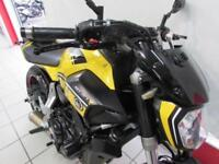 YAMAHA MT-07 ABS, 15 REG 13051 MILES, FLY SCREEN, EVO TECH LEVERS, TAIL TIDY..
