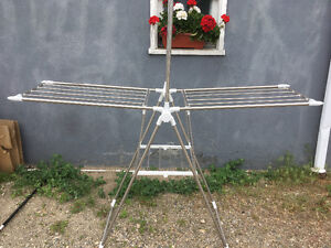 SS Clothes Drying Rack