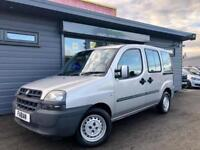 2003 Fiat Doblo 1.2 SX People Carrier **FULL LEATHER**