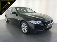 2013 63 BMW 520D SE DIESEL SALOON 1 OWNER SERVICE HISTORY FINANCE PX WELCOME