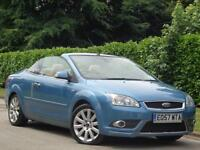 2007 Ford Focus CC 2.0 CC-3 Cabriolet***LOOK LPG CONVERTED + 7 SERVICE STAMPS**
