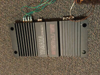 YAMAHA YPA-300 Amplifier for car