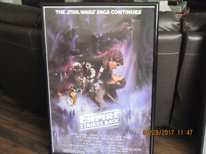 The Empire Strikes Back Star Wars movie poster
