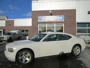 2009 Dodge Charger SE police pack
