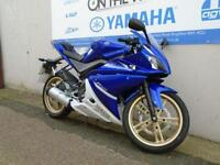 2014 YAMAHA YZF-R125 YAMAHA BLUE *HPI CLEAR**LOW MILES*