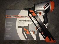 PASLODE PowerFramer gun
