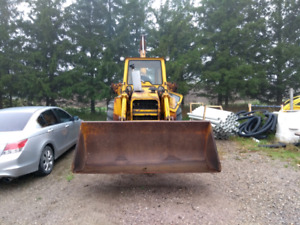 MF 80 Backhoe/Loader
