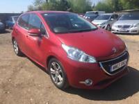 2013 Peugeot 208 1.2 e-VTi Allure Hatchback 5dr Petrol EGC (s/s) (95 g/km,