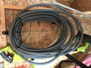 Garden hose heavy duty excellent condition -kept indoors