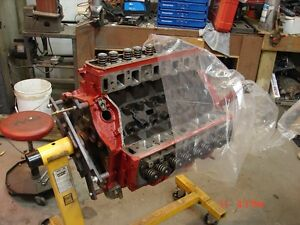 small block olds high performance motor
