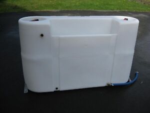 Truck Mount Water Tank For Sale