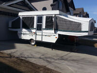 2003 Palomino Filly SDL Tent Trailer