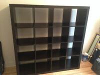 Ikea Expedit noire / Black Ikea Expedit
