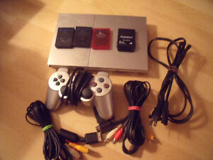 PS2 and 15 games