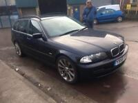 BMW 325 2.5i SE Touring ESTATE - 2001 Y-REG - 9 MONTHS MOT